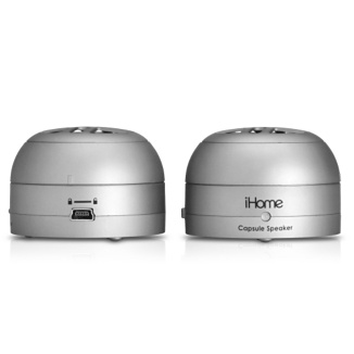 iHome iHM77 Stereo Mini Speakers
