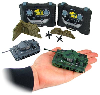 Palmsize Battle Tanks