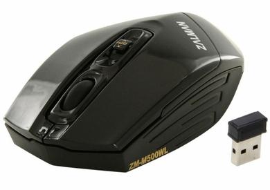 Zalman ZM-M500WL Wireless Laser Mouse