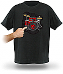 Electronic Drum Kit Shirt