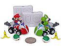 ChoroQ Qsteer Mario Kart R/C Racers