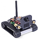 SRV-1 Blackfin Mobile Surveillance Robot