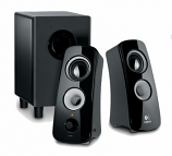 Logitech Z323 2.1ch 3-Piece Desktop Computer Speakers